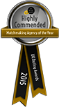 Highly Recommended - Matchmaking Agency of the Year